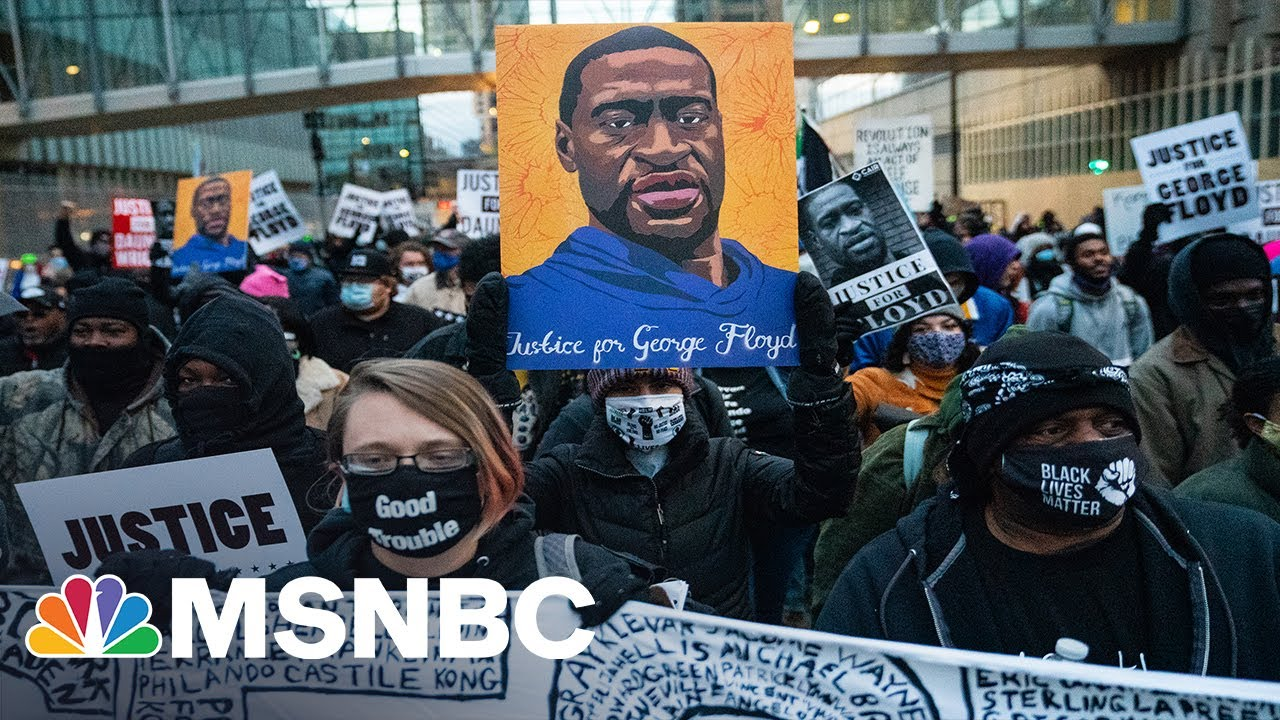 Velshi: Protesting For Change   MSNBC 1