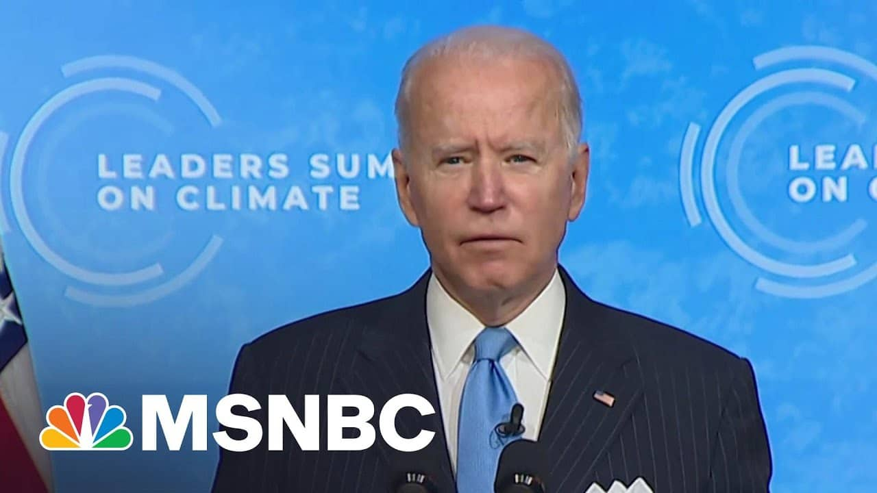Biden Recognizes Armenian Genocide, Slammed By Turkish Foreign Ministry | MSNBC 1