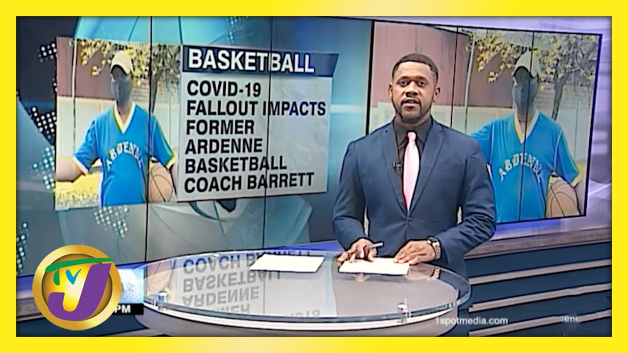 Covid-19 Fallout Impacts Former Jamaican Basketball Coach 1