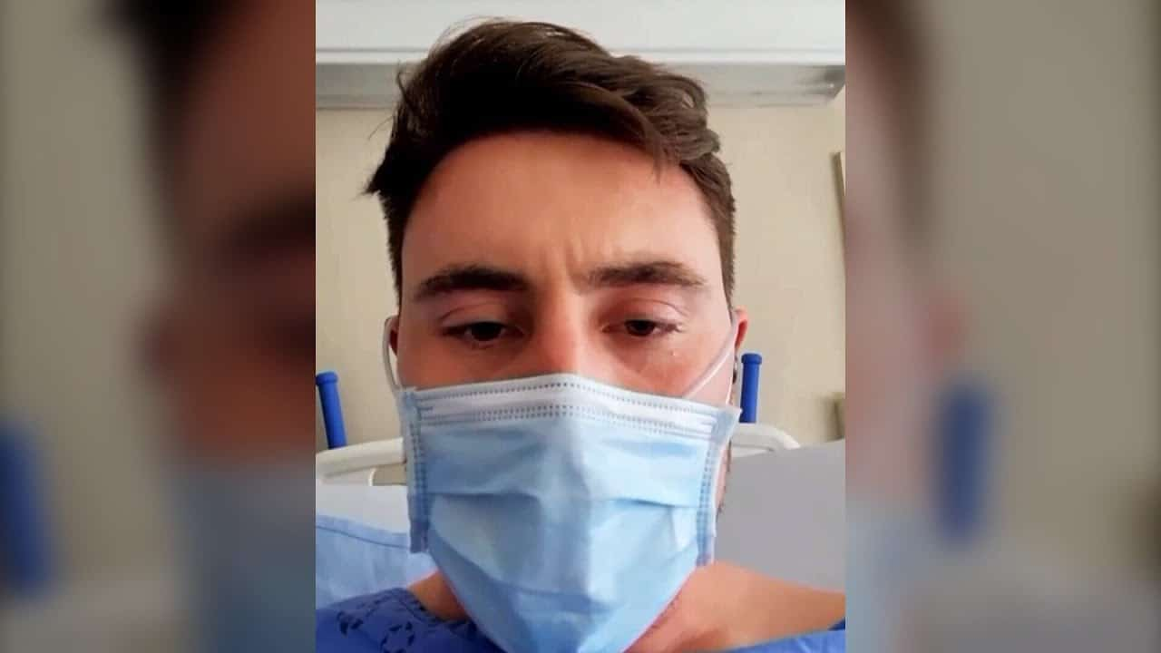 """""""Crippling breathing situation"""": Canadian Olympic champion hospitalized with COVID-19 1"""