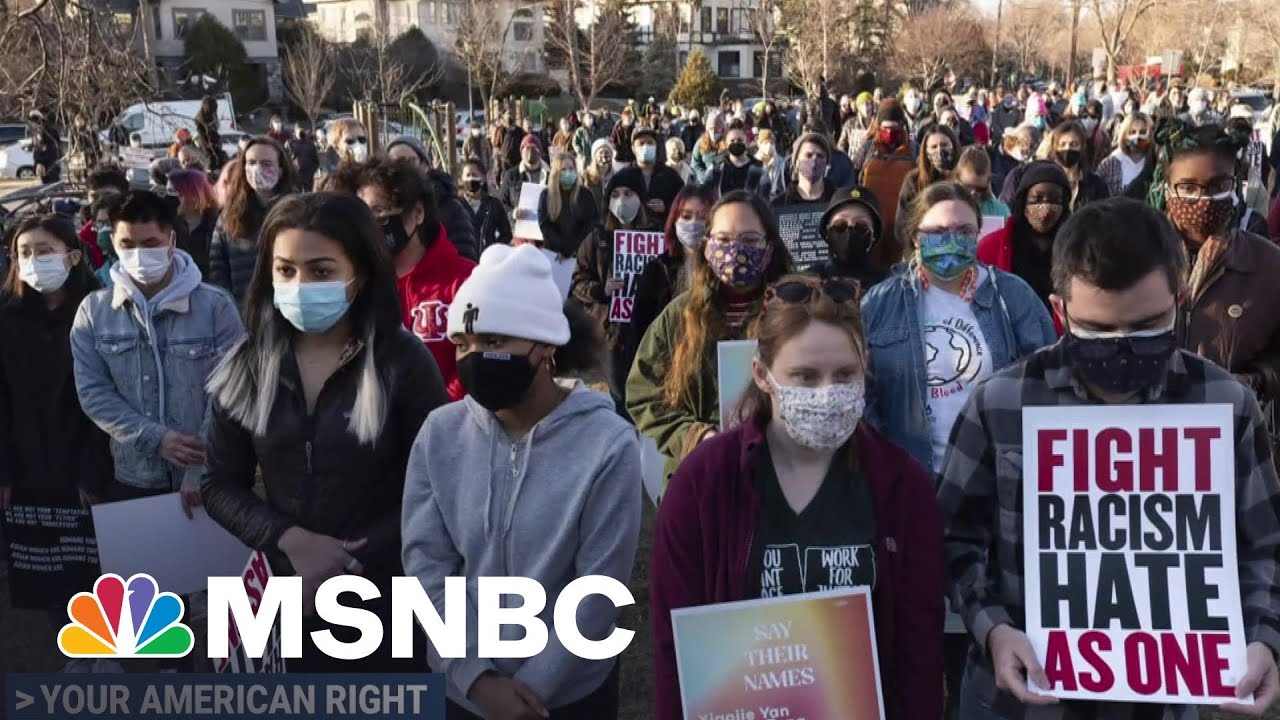 Know Your Protest Rights | MSNBC 6