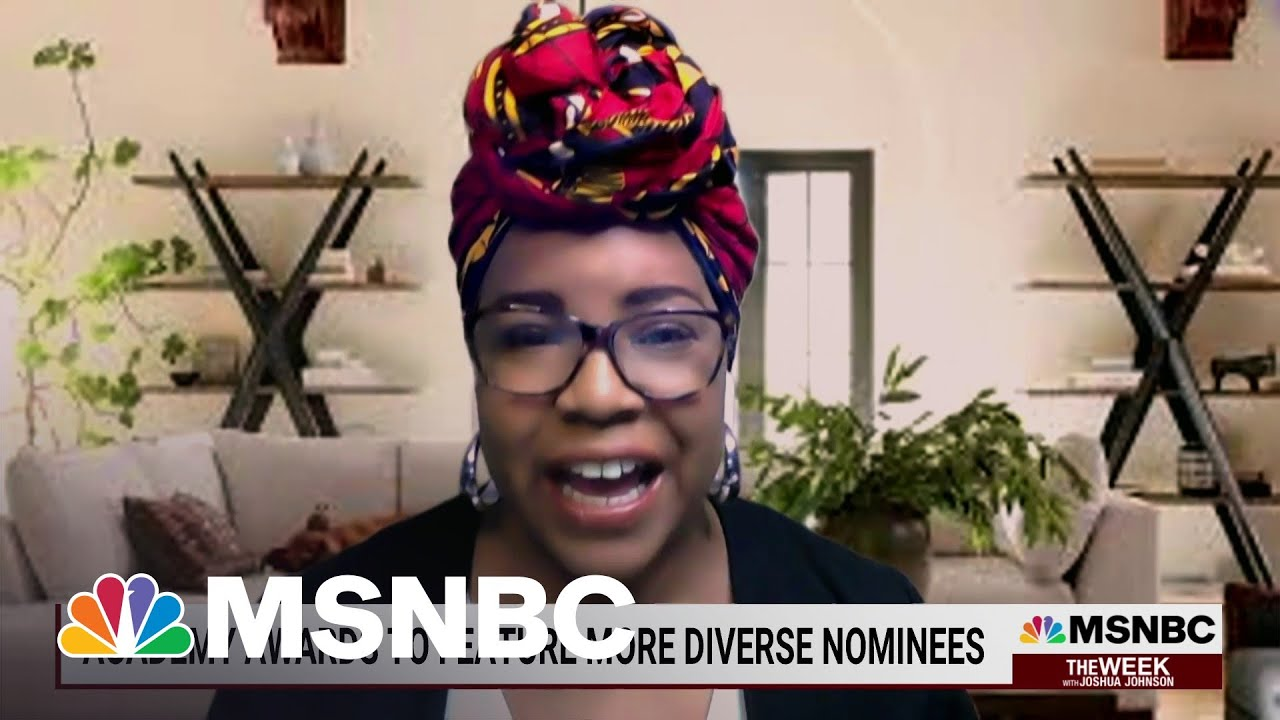Oscars Set Record For Diversity In Nominations | MSNBC 1