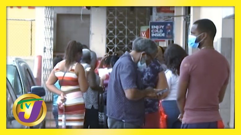 Help for Homeless Mother | Chaos & Frustration Over Jamaica's Lockdown | Holness Seeks Financial Aid 1