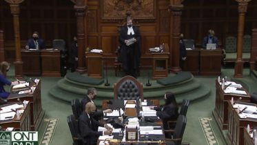 Ontario Legislature holds moment of silence for Emily Viegas | 13-year-old girl dies of COVID-19 6