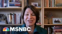 Sen. Amy Klobuchar: Monopolies Are Bullies When It Comes To The Economy | Morning Joe | MSNBC 1