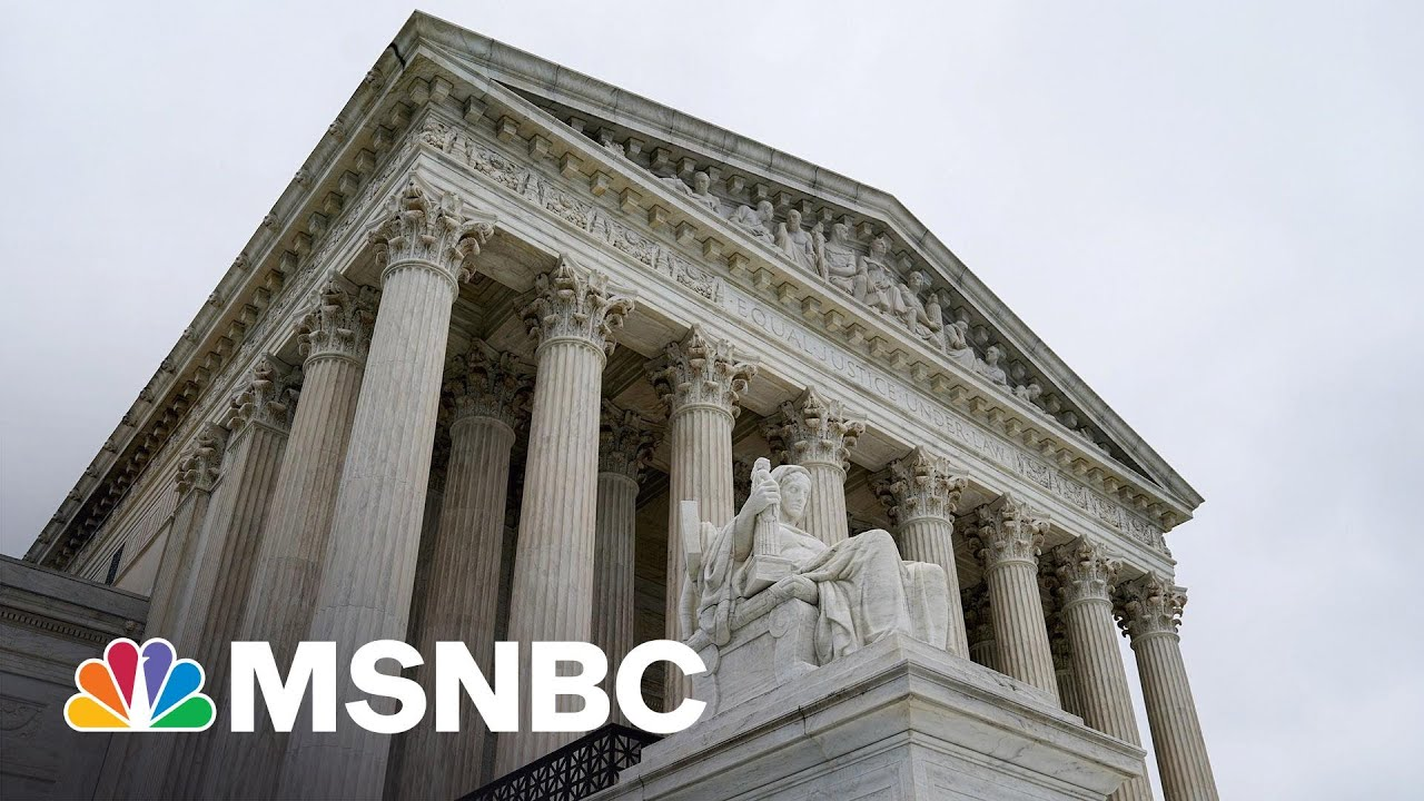 Supreme Court To Take Up Gun Rights Outside The Home | Hallie Jackson | MSNBC 1