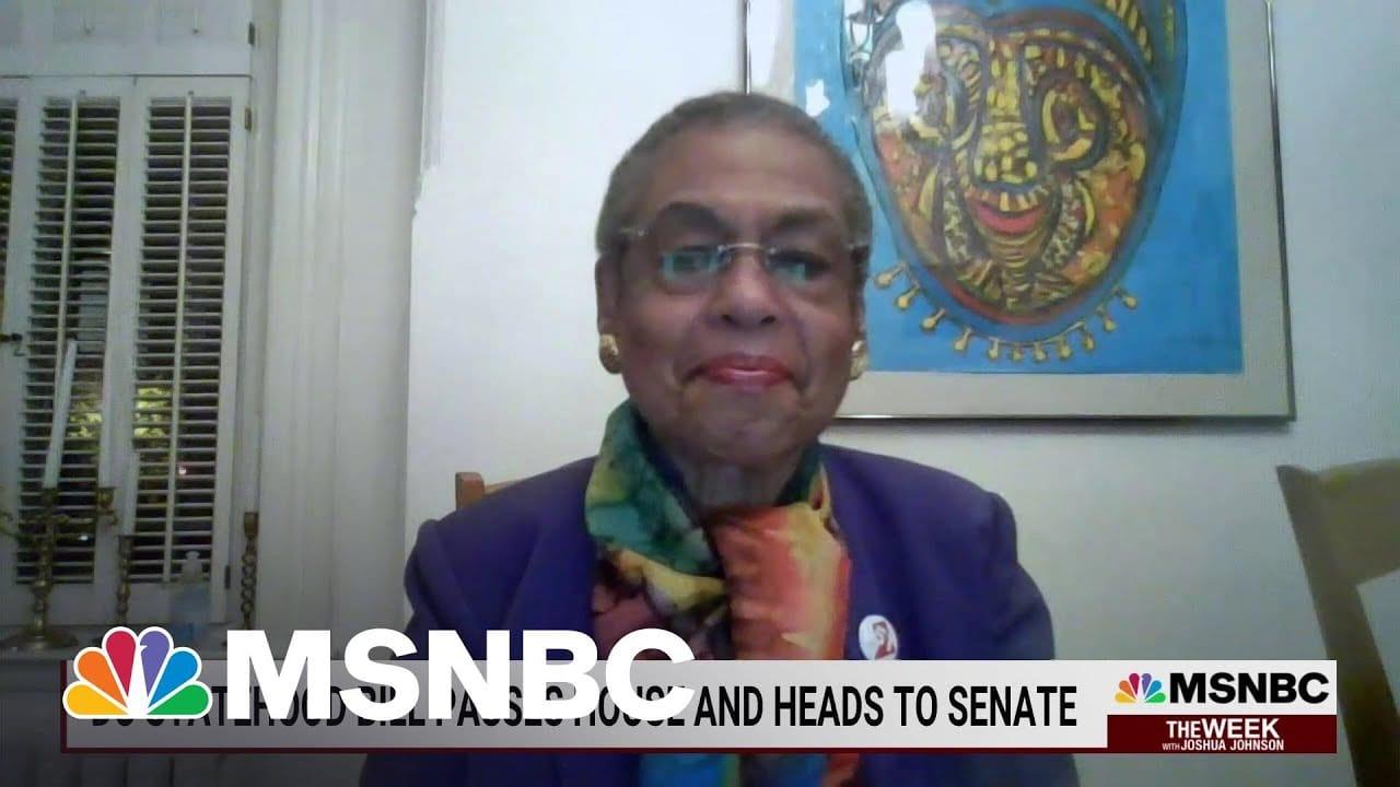 The Politics of D.C. Statehood | The Week | MSNBC 1