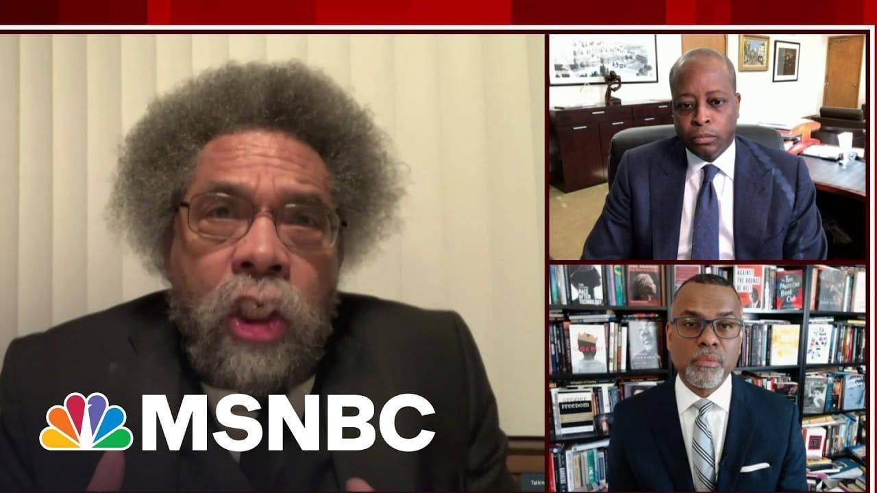 Howard University President, Cornel West Discuss Move To Dissolve Classics Department   Morning Joe 5