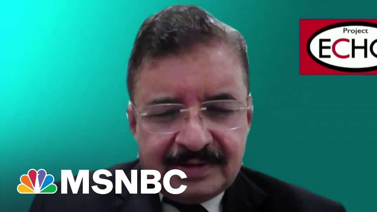 Doctor In India Says Health Care System Has Been Overrun By Surge in COVID-19 | MSNBC 1