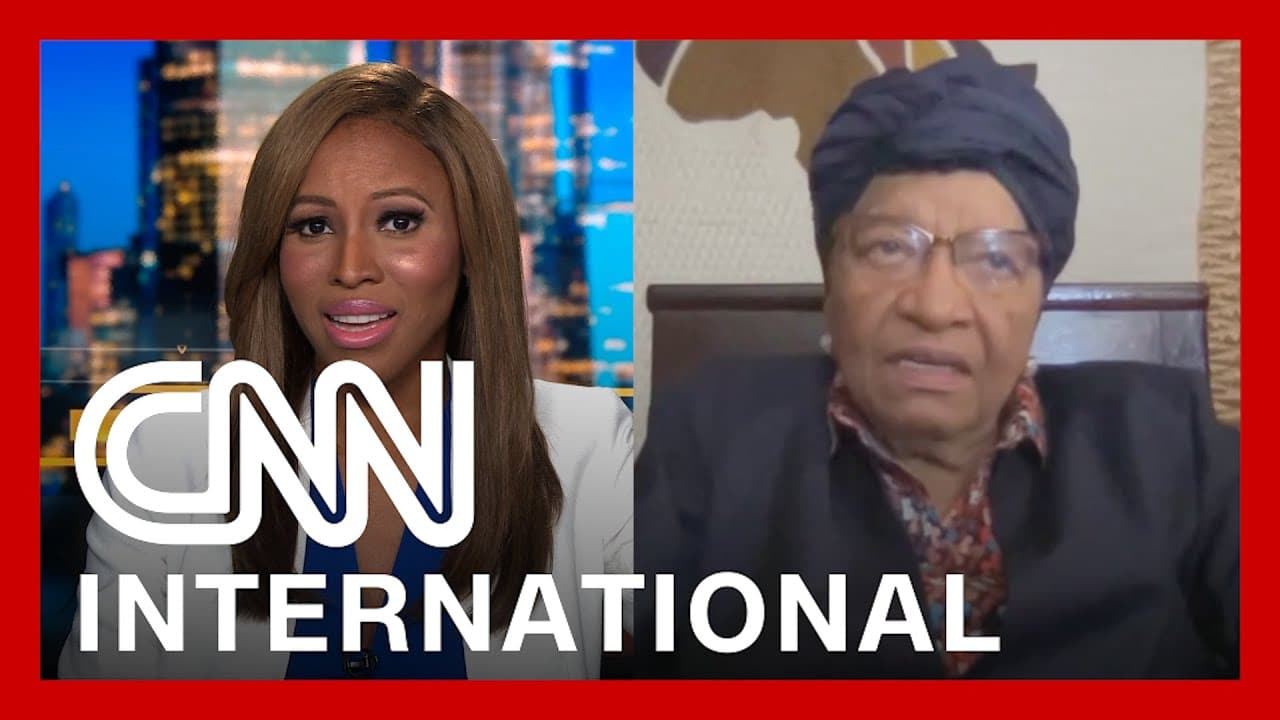 CNN anchor to former president: Why should anyone be hopeful about democracy in Africa? 1