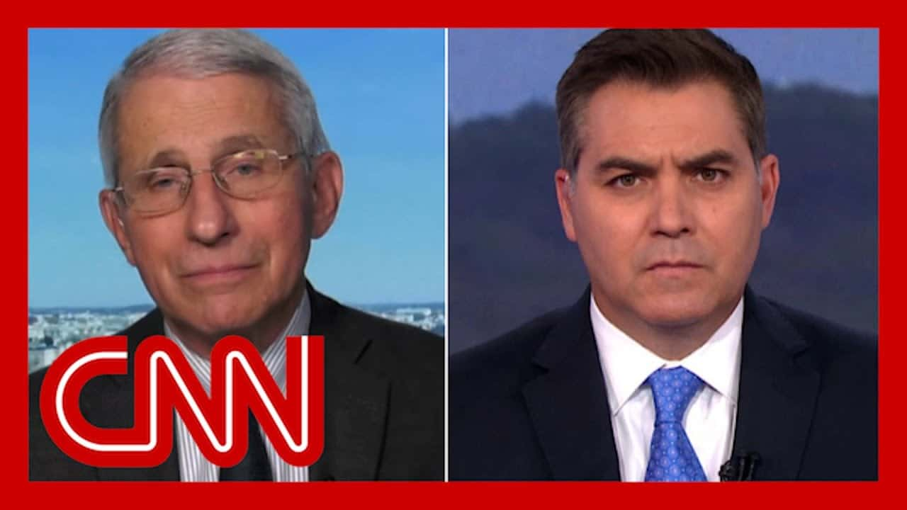 Dr. Anthony Fauci: This is not going to last forever 4