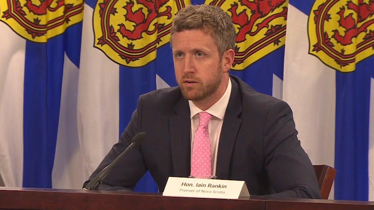 Nova Scotia announces provincewide shutdown, premier warns that the 'variants are winning' 7