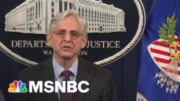 Pete Williams: DOJ's Investigation Is 'What Happens When There's A Change In Administration' | MSNBC 5