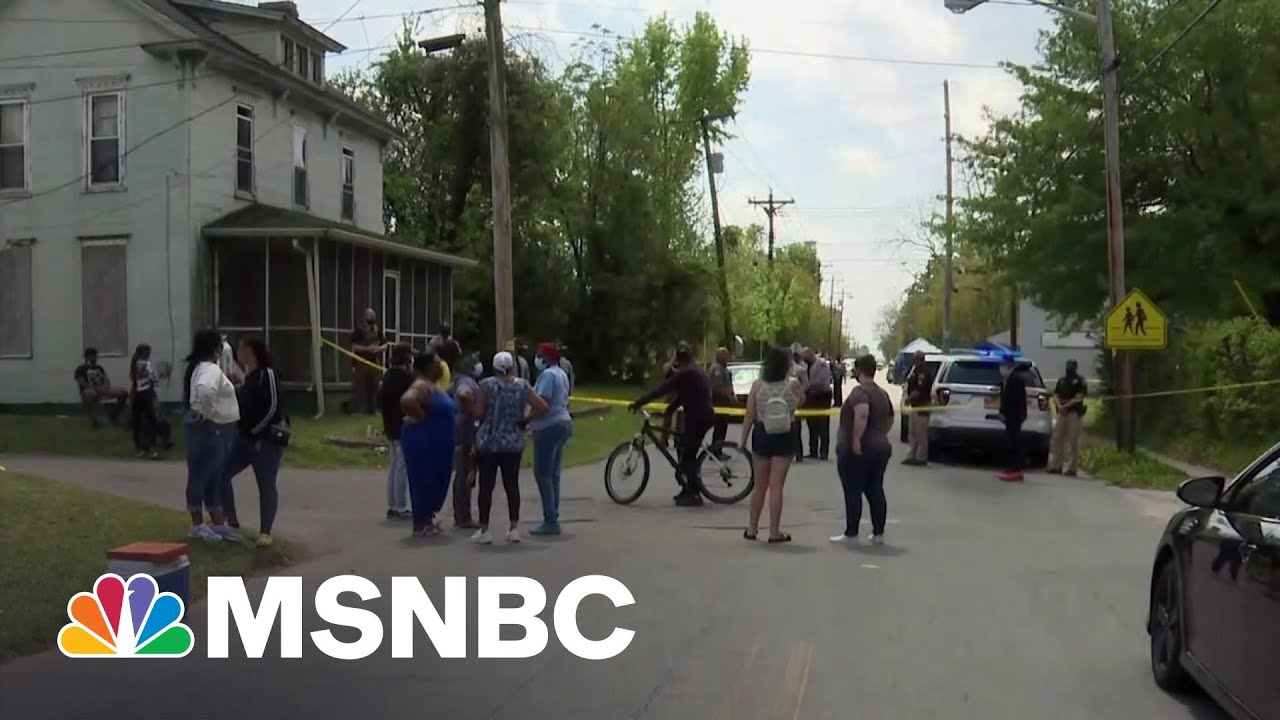 Family of Andrew Brown Unable To View Body Cam Footage Until Police Make Redactions | MSNBC 1
