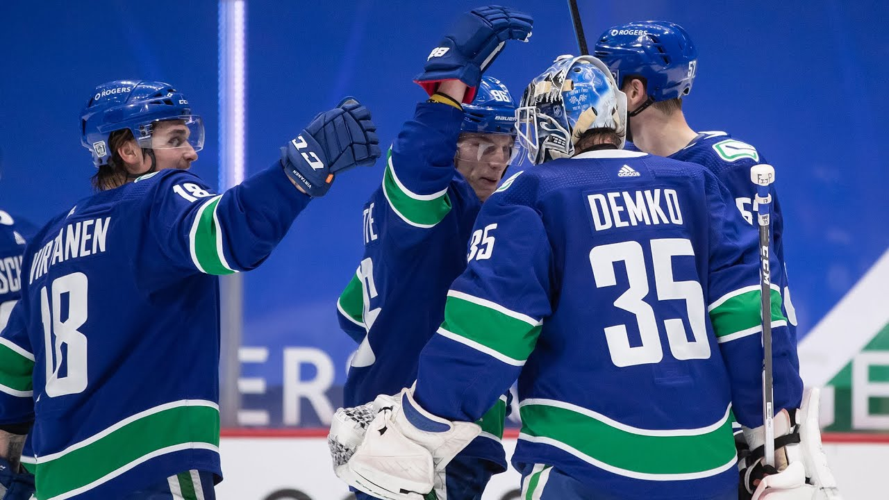 Vancouver Canucks dealing with a serious outbreak of COVID-19 raising questions about NHL season 1