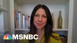 Dr. Natalie Azar: 'We Do Need People To Get That Second Shot' | Craig Melvin | MSNBC 8