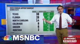 Which States Lost Or Gained Seats In The House From The 2020 Census Results? | MSNBC 5
