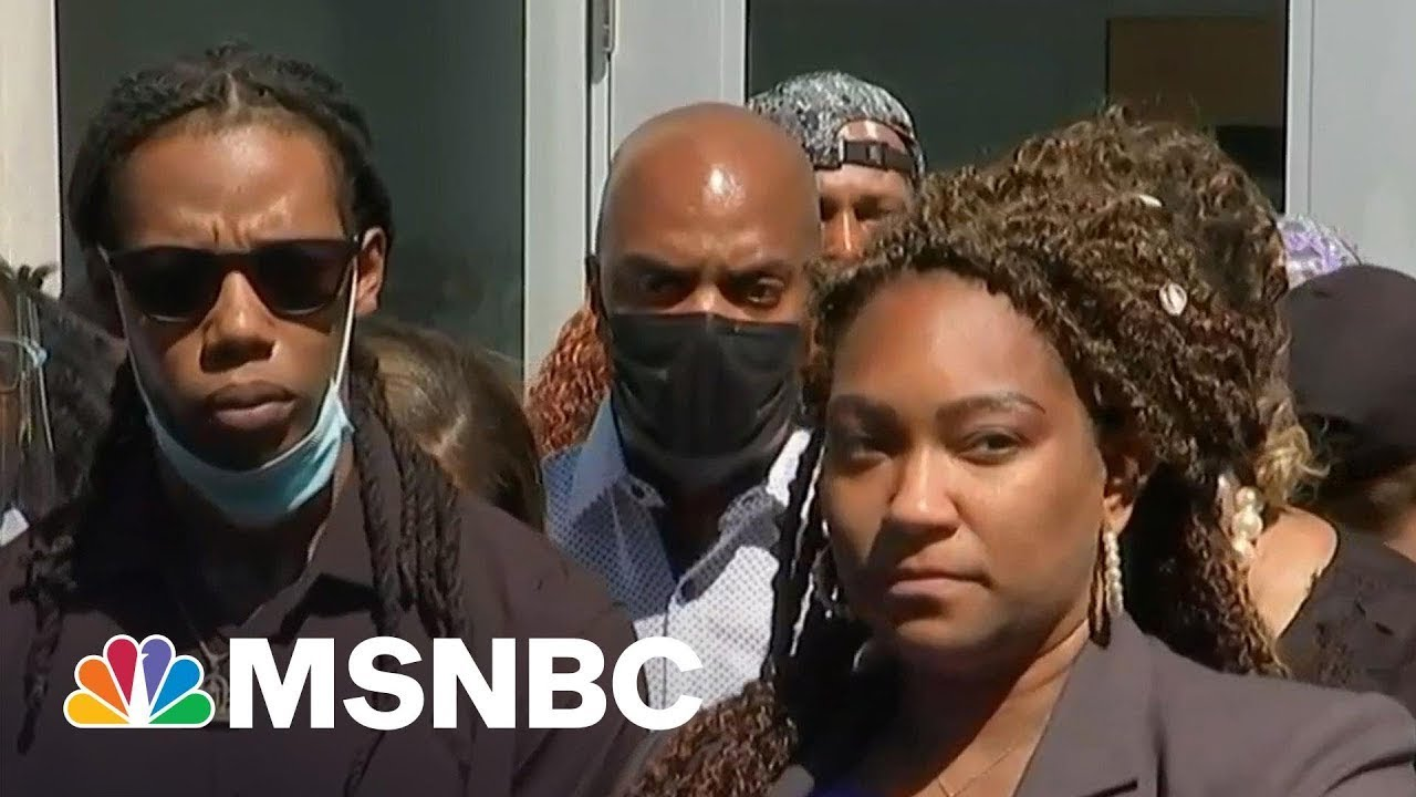 Andrew Brown Jr. Family Attorney: Police Only Shared 20 Seconds Of Video | Ayman Mohyeldin | MSNBC 5