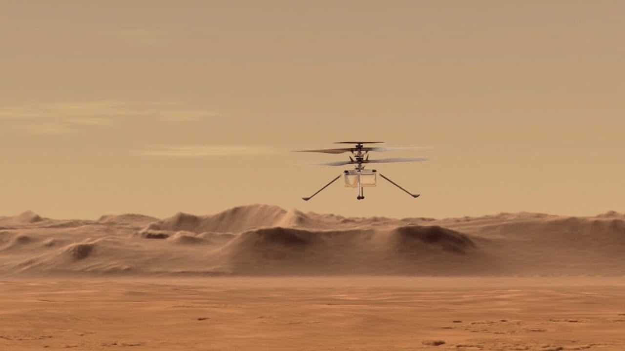 NASA's Ingenuity helicopter set to make history on Mars 4
