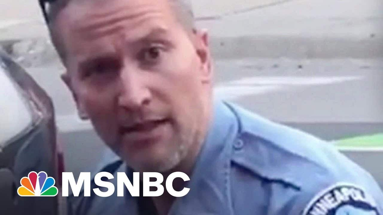 Chauvin's Violent Track Record As A Police Officer Long Preceded Killing George Floyd | MSNBC 5