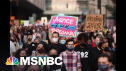 'Thank God:' Civil Rights Lawyer Reacts To Probe Into Louisville Police Practices | All In | MSNBC 6