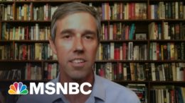 Beto O'Rourke: 'The Best Antidote To Despair Is Action' | The Last Word | MSNBC 3