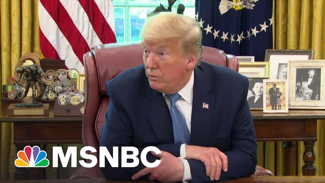 Trump Effort To Corrupt Census Haunts Release Of New Numbers, Next Decade Of Reports | Rachel Maddow 3