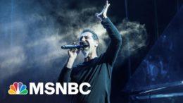 Serj Tankian: Biden Recognizing Armenian Genocide Is 'Huge' | The 11th Hour | MSNBC 9