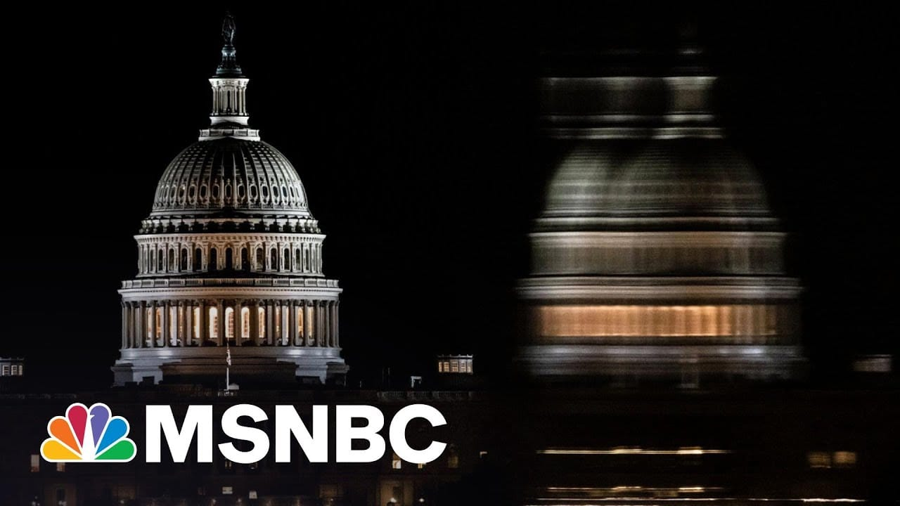Who's Really Leading The GOP: The Mainstream Or The Trump Wing? | The 11th Hour | MSNBC 1