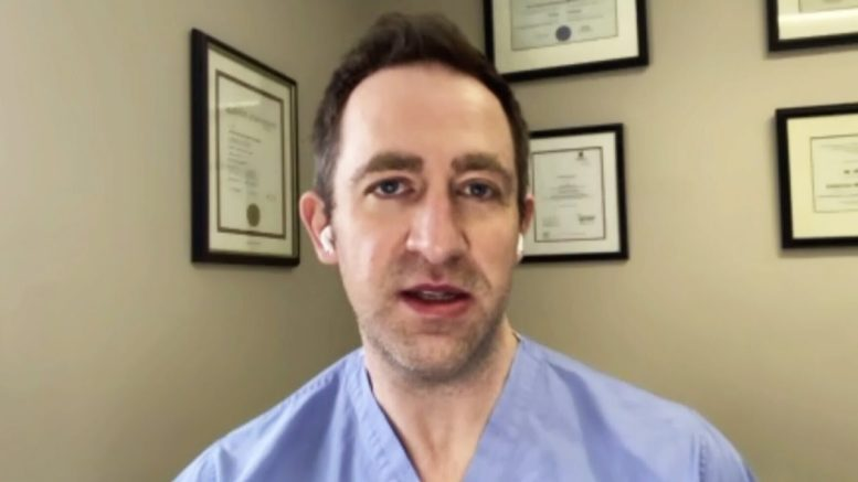 Toronto doctor strongly urges GTA mayors to increase COVID-19 restrictions 1