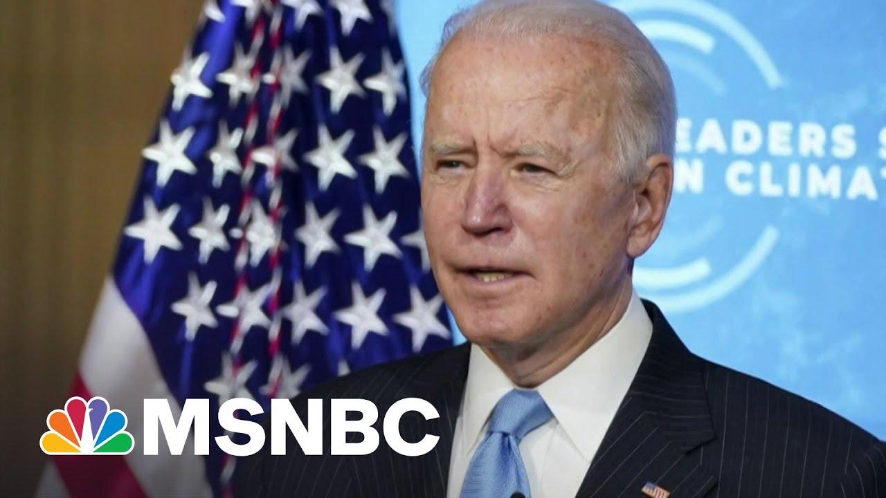 Majority Supports President Biden's Spending Plan: Poll | Morning Joe | MSNBC 1