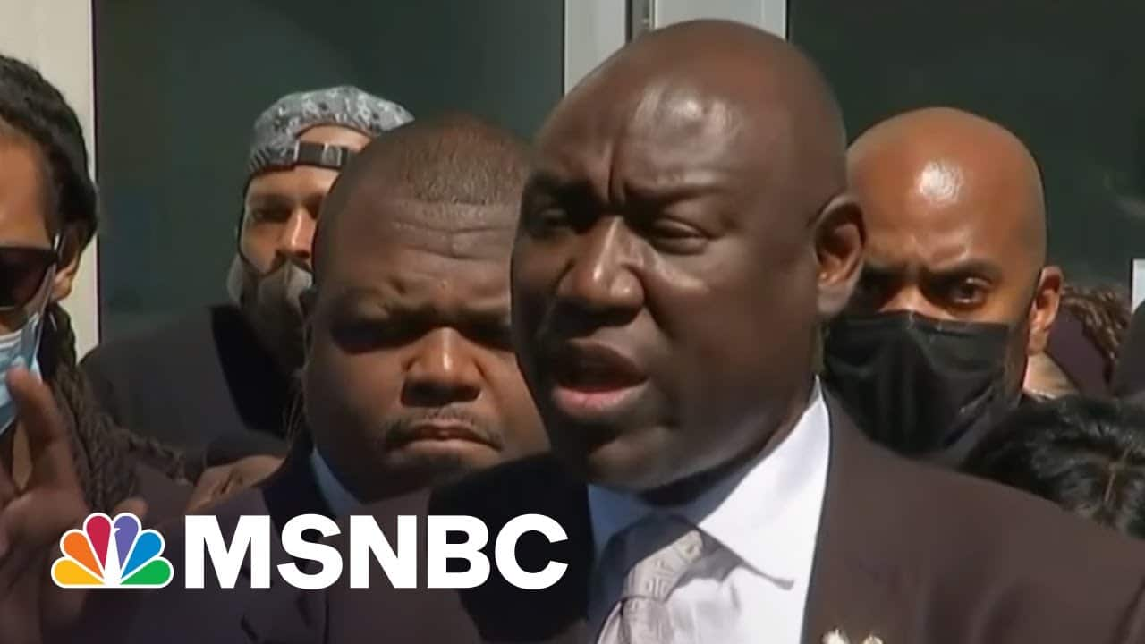 'Cover-Up': Family Of Black Man Killed By Police Say They're Hiding Video | The Beat With Ari Melber 2
