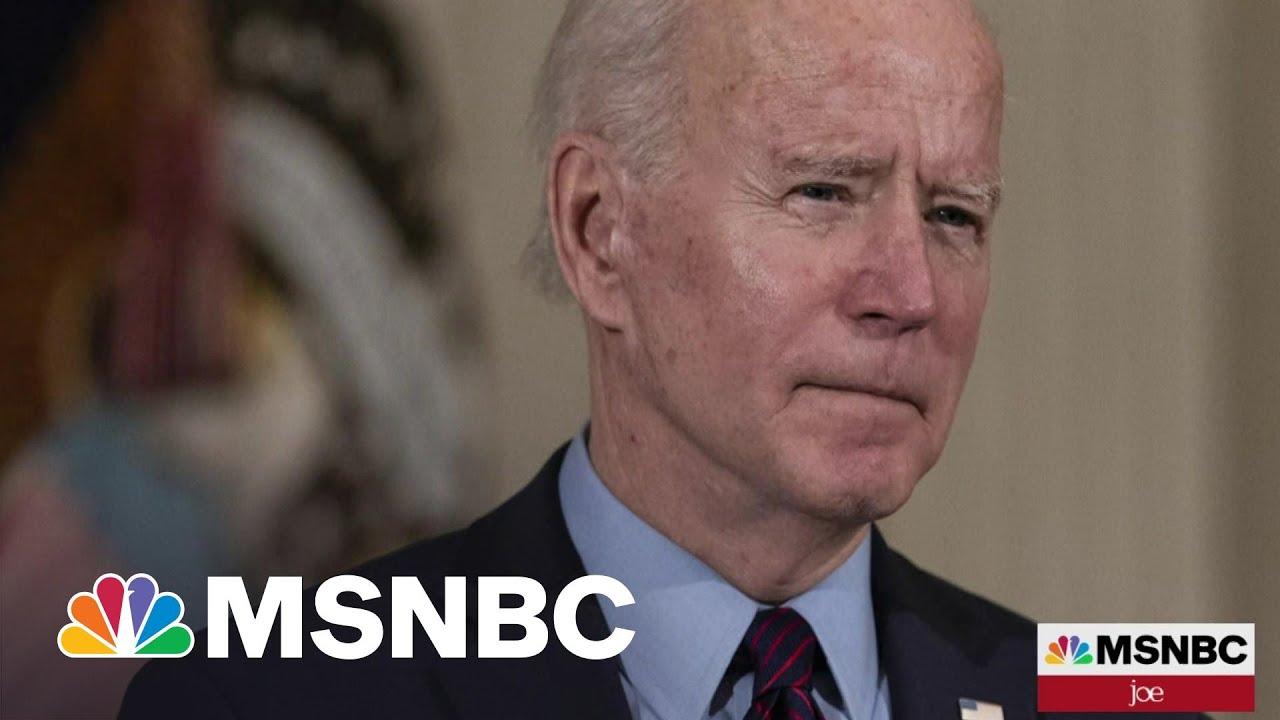 A 'New Progressive Era' Or A 'Stalled Revolution'? Debating Biden's First 100 Days | MSNBC 1