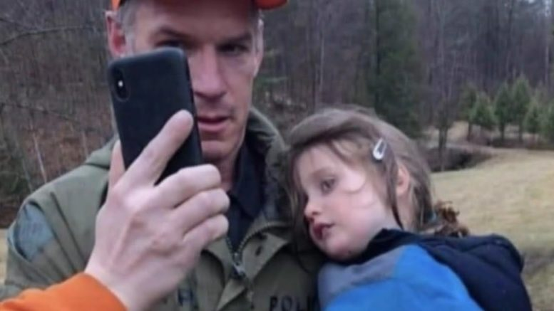 Missing toddler found after three days alone in Ont. woods 1