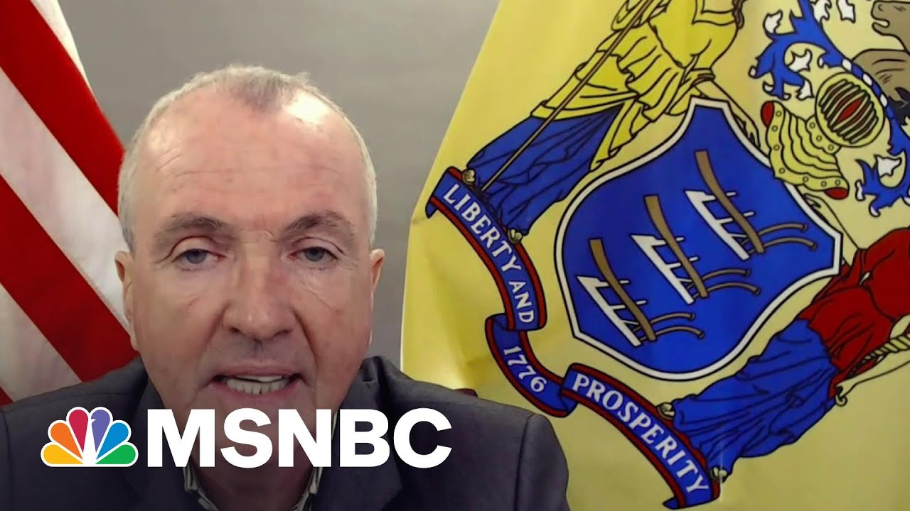 Gov. Murphy: 'We Will Be Here For India' During Worsening Covid Crisis   MTP Daily   MSNBC 1
