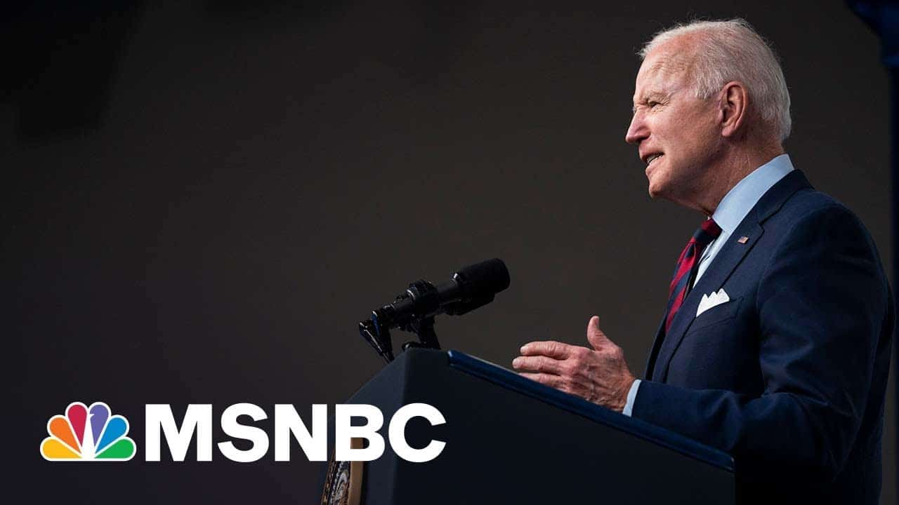 What To Expect From President Biden's First Joint Address To Congress | MSNBC 1