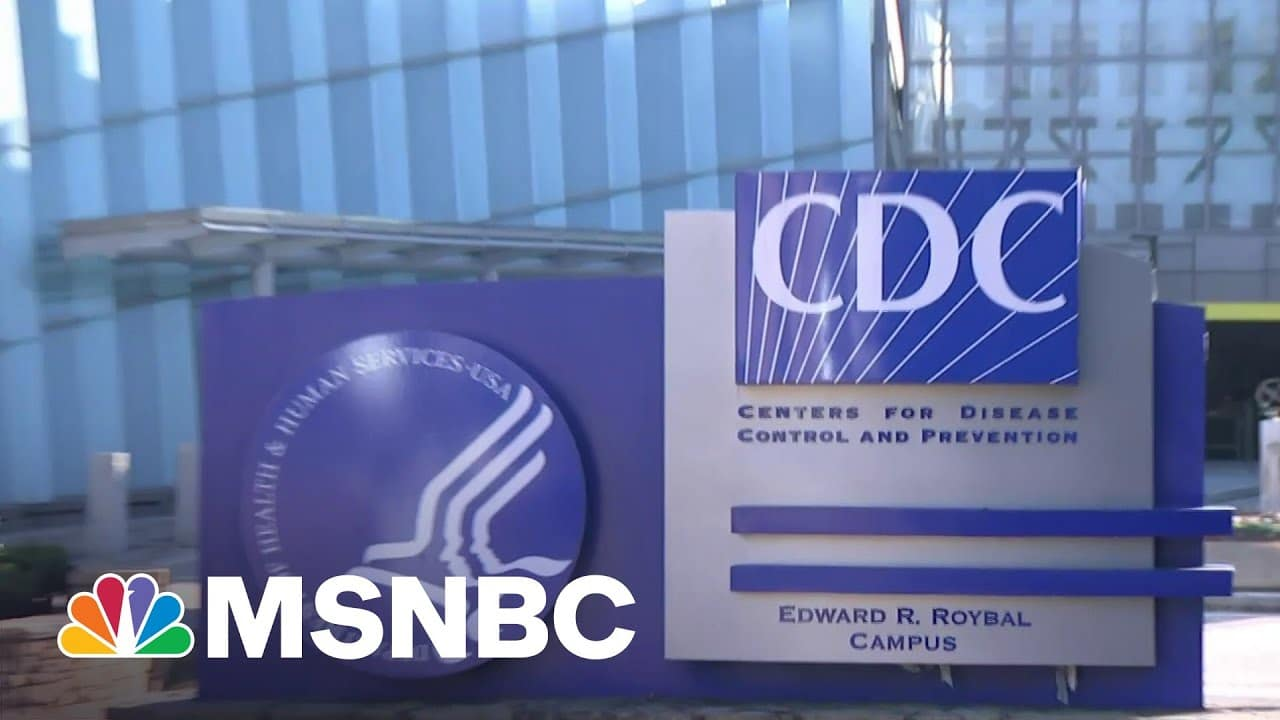 Good News On Covid-19: CDC Ends The 'Mask Era,' Echoing 'Mask Off' | The Beat With Ari Melber 5