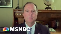 House Intel Chairman Schiff: 'Capitol Is Still Very Much A Target' | The Last Word | MSNBC 4