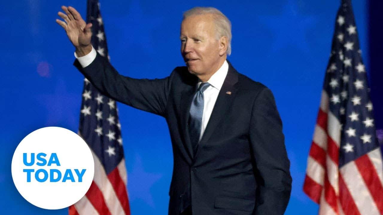 President Biden remarks on COVID-19 response | USA TODAY 8