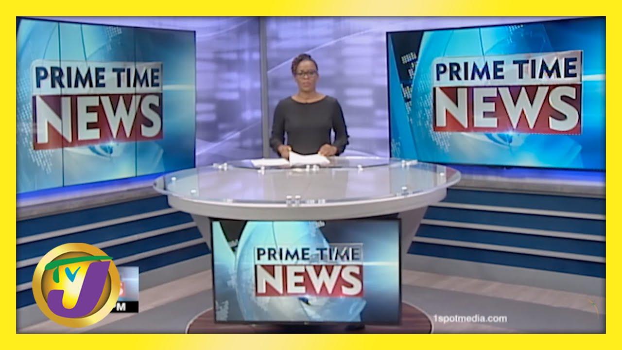 Jamaican News Headlines   TVJ News - April 23 2021 1