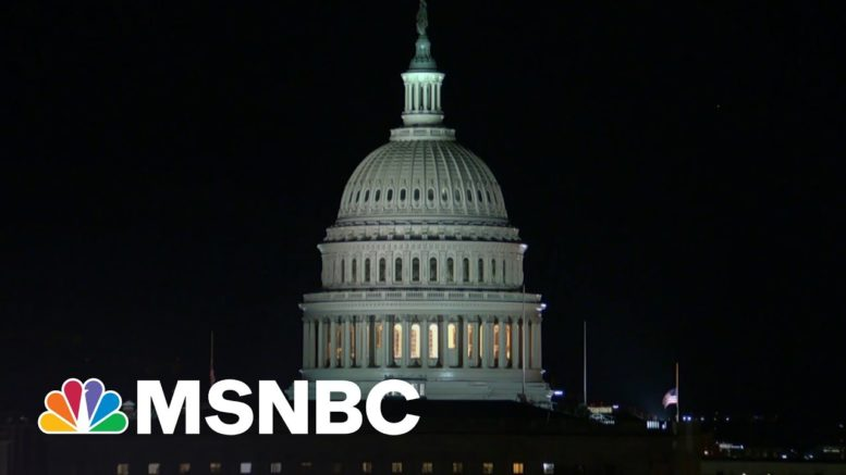 Deadly Attack Steps Away From The U.S. Capitol | The 11th Hour | MSNBC 1