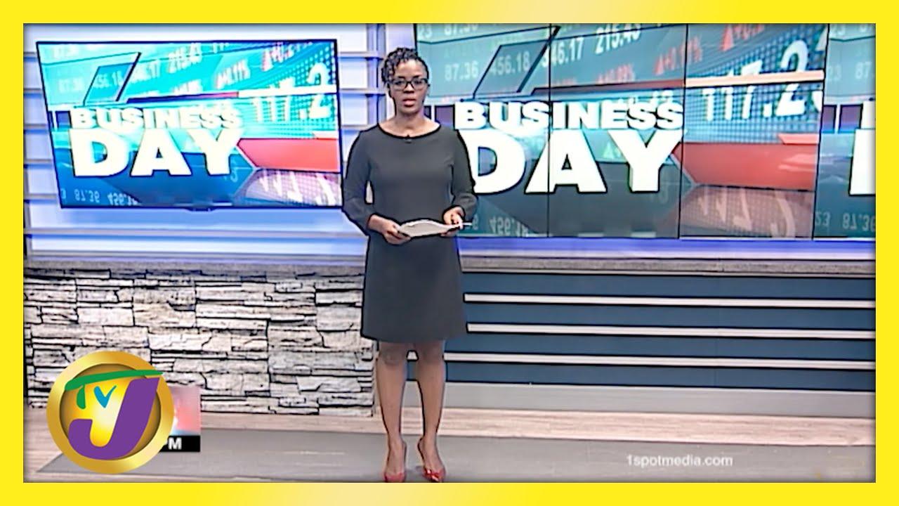 TVJ Financial Week   TVJ News - April 23 2021 1