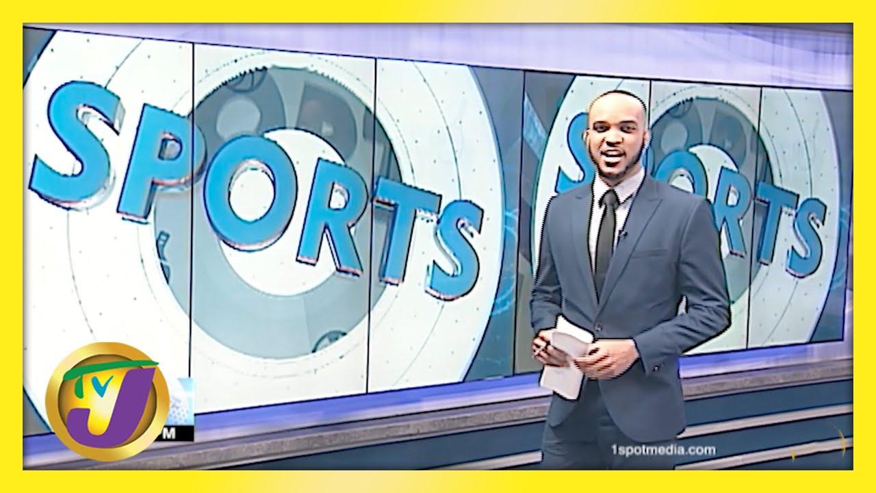 Jamaican Sports Headlines - April 23 2021 1