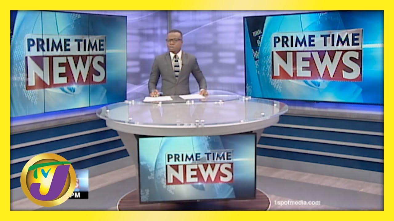 Jamaican News Headlines   TVJ News - April 24 2021 1