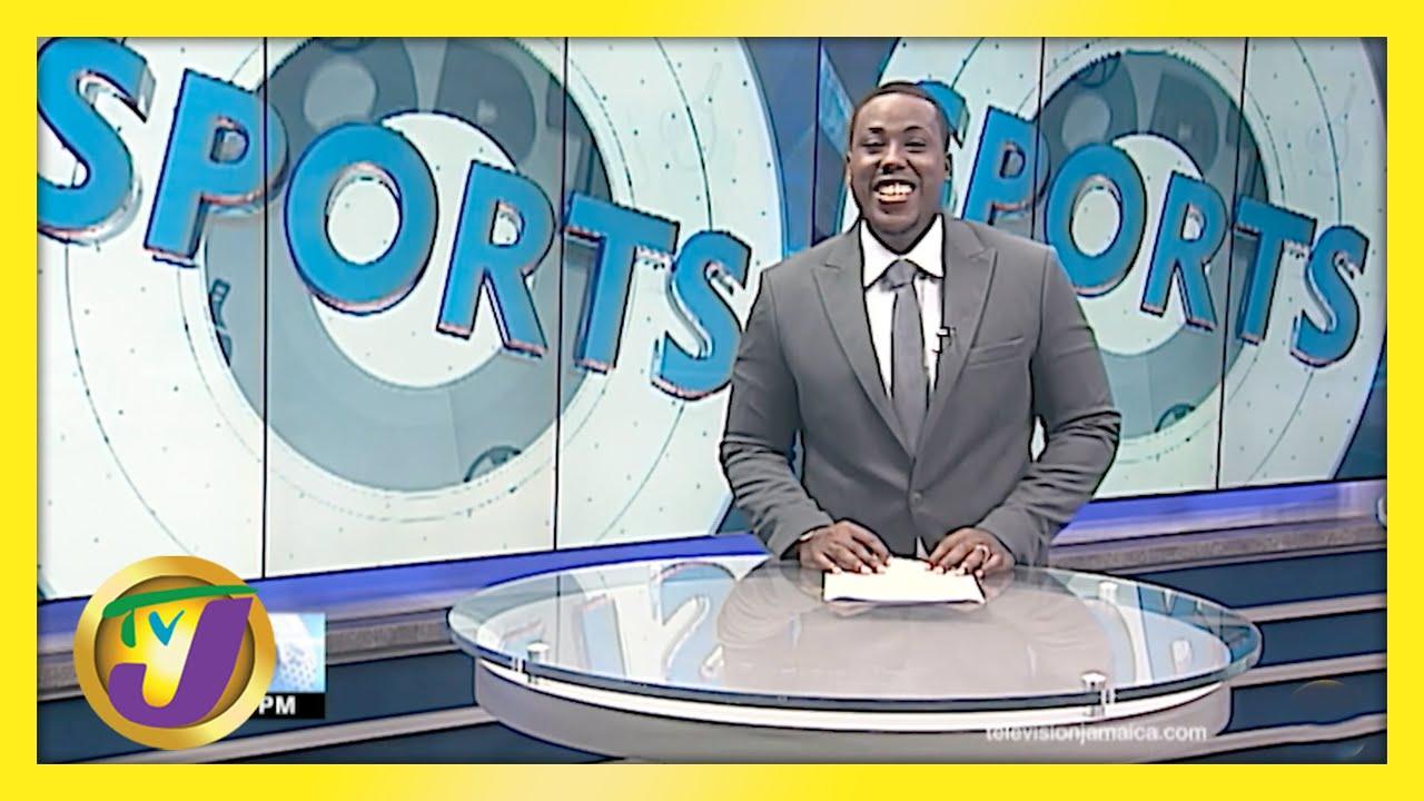 Jamaican Sports News Headlines - April 25 2021 1