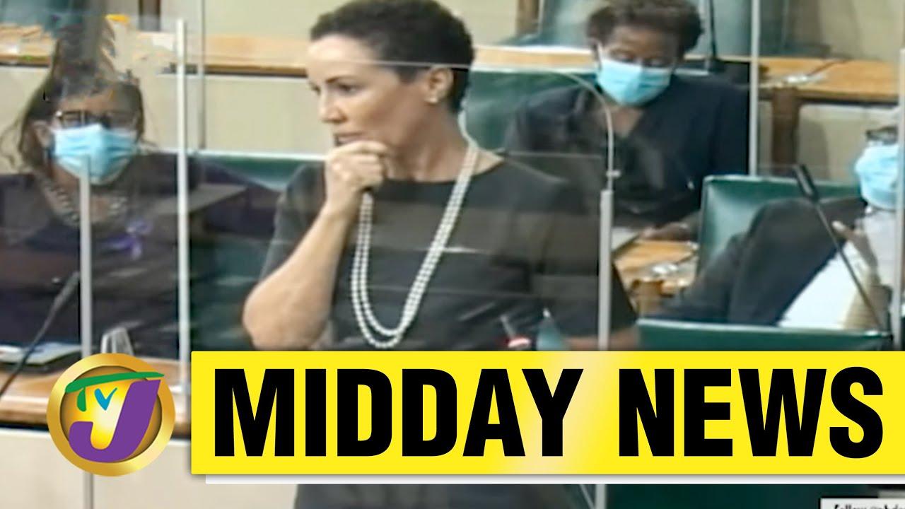 Calls for JLP Senator to Release Emails   Jamaican Political Tit for Tat? - April 26 2021 1