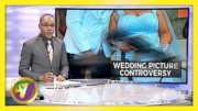 Jamaican Gun Wedding Police Posing with Weapons | TVJ News - April 26 2021 5