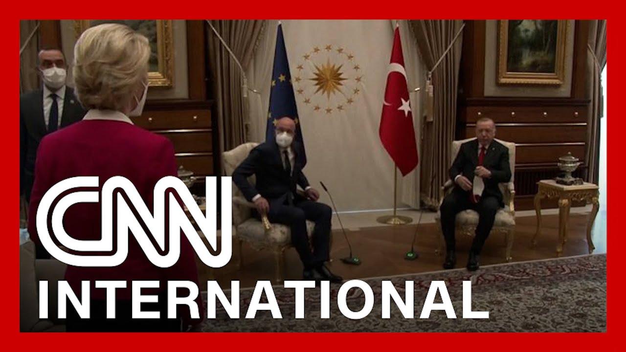 EU chief slams sexist treatment in Turkey 4
