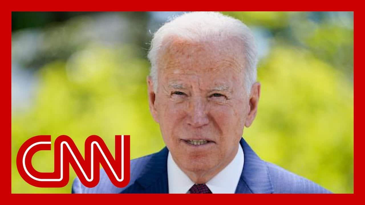 53% approve of President Biden 100 days into presidency - CNN Poll 1