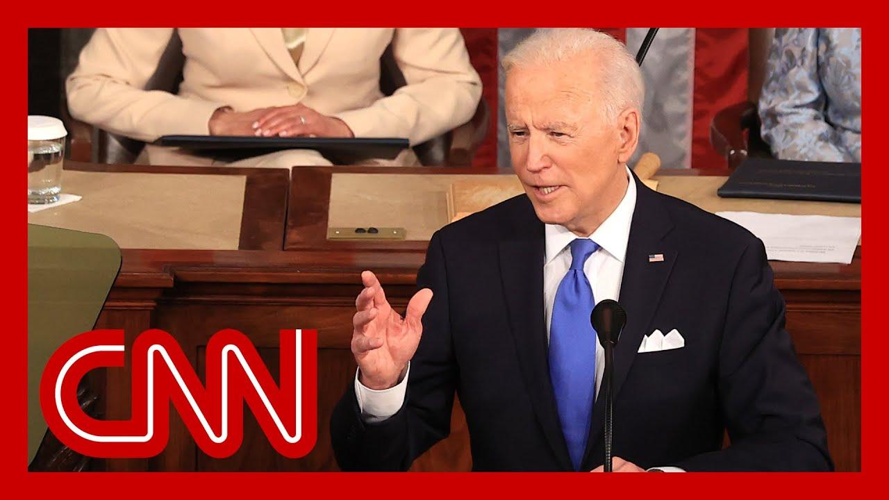 Watch Joe Biden's full speech to Congress 9